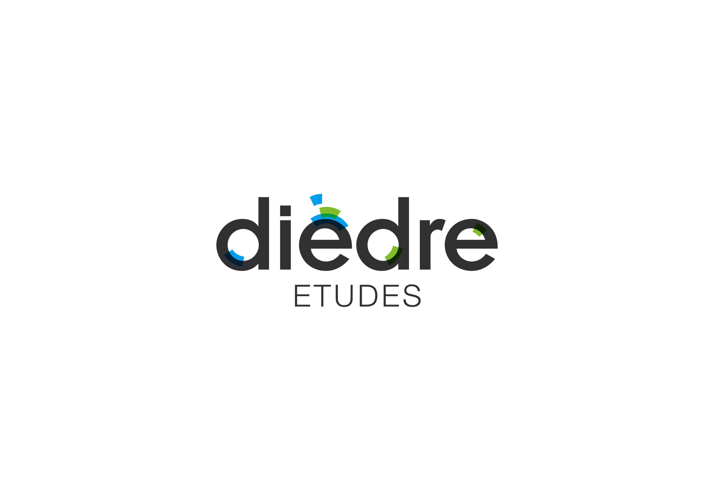 Création logo identité graphique bureau d'études services btp Drôme