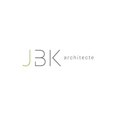 Création du logo JBK architecte à Crest