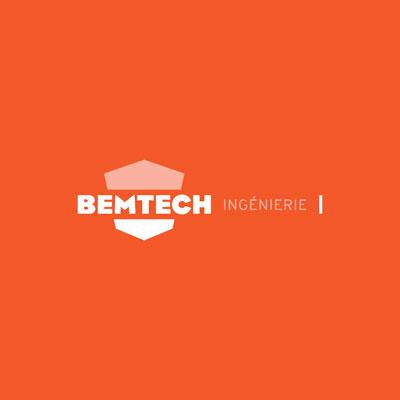 Création du logo pour la société Bemtech et CTMS industrie Drôme