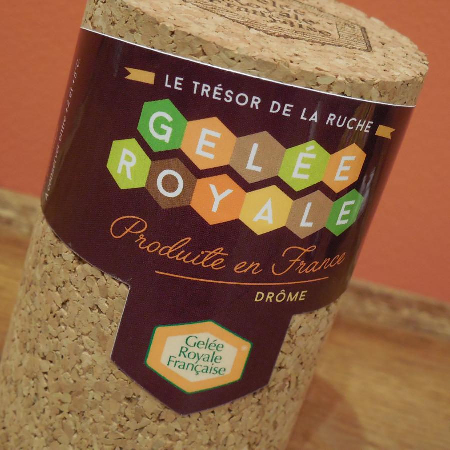 Création du logo et packaging du Rucher des Ramières apiculteur Drôme